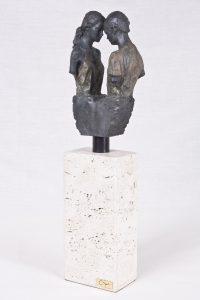 Escultura Unidos II