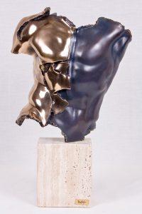 Escultura Torso Olímpico