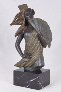 Escultura Manola