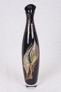 Jarrón Serpientes de agua (Gustav Klimt)