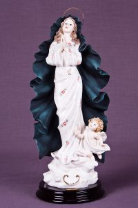 Escultura Madre celestial (heavenly mother)