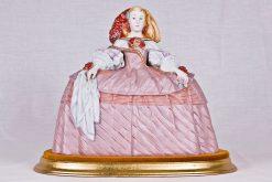 Escultura Infanta Doña Margarita de Austria (pubertad)