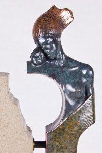 Escultura Origen (Maternity)