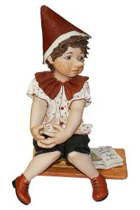 Escultura Pinocchio grande