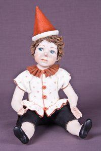 Escultura Pinocchio mediano